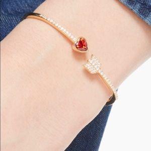 Kate spade romantic bracelet